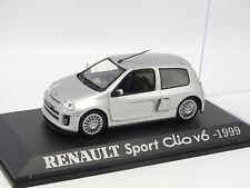 UH Presse 1/43 - Renault Clio V6 1999