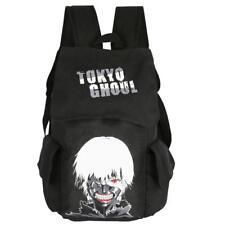 Anime Tokyo Ghoul Kaneki Ken Canvas Backpack Rucksack Satchel Bag School Bag