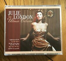 Julie London - The Ultimate Collection 3CD EMI Records