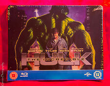 The Incredible Hulk - Steelbook - Universal 100th Anniversary Edition Rare NEW
