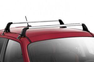 Genuine Nissan Juke Aluminium Roof Rack Bars Brand New -  KE7301K010
