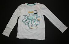 New Gymboree Cape Cod Cutie Line Free Hugs Octopus Tee Top Shirt size 6 Year NWT