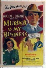 Hugh Beaumont as Mike Shayne Movie Series from PRC 1946-47  RARE  DVD