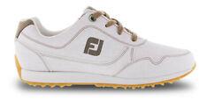 FootJoy Women's Sport Retro Golf Shoes White 92388 Ladies New - Choose Size!