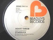 "STARBUCK - HEART THROB  7"" VINYL"