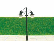 S202 - 10 pcs Streetlights Nostalgic 2 Flame 5,9cm