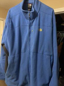 North Face Jacket 3xl (xxxl) - Blue