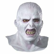 Harry Potter Movie Lord Voldemort Deluxe Full Mask Licensed Costume