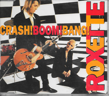 ROXETTE - Crash! Boom! Bang! CDM 3TR Europe 1994 (EMI)