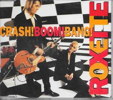 ROXETTE - Crash! Boom! Bang! CDM 3TR Europe 1994 (EMI)