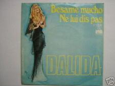 DALIDA 45 TOURS GERMANY BESAME MUCHO