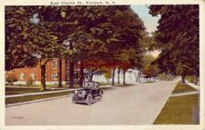 East Church St., Fairport, N.Y. 1922 vintage auto