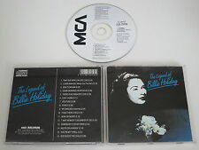 BILLIE HOLIDAY/THE LÉGENDE OF BILLIE HOLIDAY (MCA DBH TV1) CD ALBUM