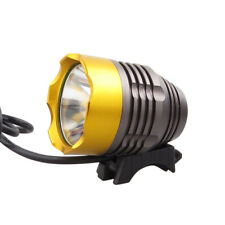 Rechargeable 1200 LM XM-L T6 LED Bicycle Light Bike Front Headlight USB LIGHT