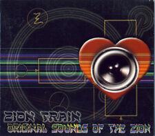 Zion Train - Original Sounds of Zion CD - SEALED Dub Reggae Album
