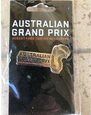 Australian Grand Prix Albert Park Circuit Pin