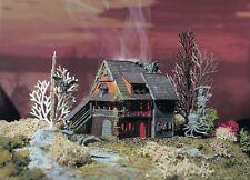 Vollmer Z 49679 Villa Vampir mit rotem Flackerlicht und Farbtabletten Neuware