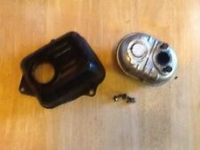 """Honda Izy 18"""" Cut SP Exhaust Muffler With Cover Petrol Lawnmower Spare Parts"""