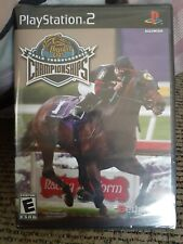 Breeder's Cup World Thoroughbred Championships (Playstation 2 PS2) Rated E NIP