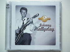 Johnny Hallyday double cd album Legendes Johnny Hallyday