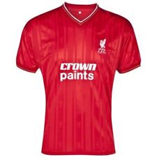 Camiseta de fútbol de clubes ingleses de manga corta Liverpool