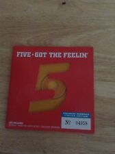 Five Cd Limited Edition Got The Feeling Cd2