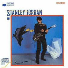 Stanley Jordan CD Magic Touch COMPLETE Blue Note CDP 7 46092 2 Guitar Jazz
