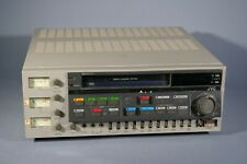 Jvc Br-8600U Vhs Editing Recorders - Two For Sale