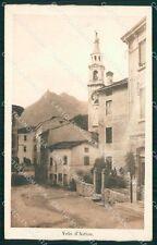 Vicenza Velo d'Astico cartolina QT2535
