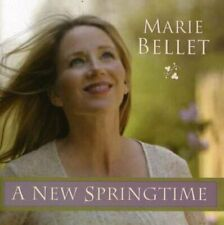 MARIE BELLET - NEW SPRINGTIME NEW CD