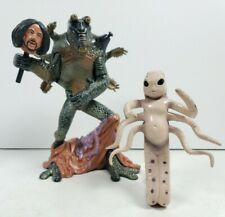 Men In Black Action Figures (Lot of 2) Mikey w/Exploding Body, Redgick Jr Alien