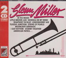 Glenn Miller (In The Mood, Little Brown Jug, Moonlight Serenade) Doppel CD