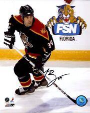 NHL Star TODD BERTUZZI Signed Photo
