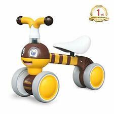 YGJT Baby Balance Bikes Bicycle Kids Toys Riding Toy for 1 Year Boys Girls