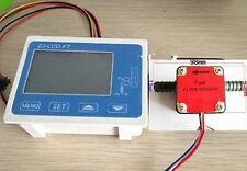 NEW Liquid Fuel Oil Flow meter with 13mm diesel gasoline Gear flow sensor