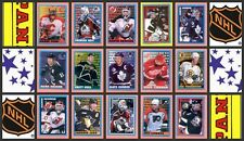 1999 Panini NHL Hockey Stickers Complete Set of 360 Lecavalier Thornton Rookie