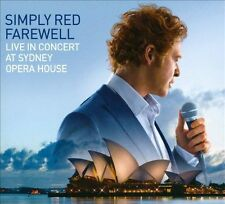 Farewell: Live in Concert at Sydney Opera House [Digipak] by Simply Red (CD, Ju…