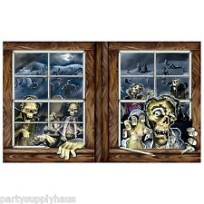 Halloween ZOMBIES ATTACK Wall Party Decoration THE WALKING DEAD