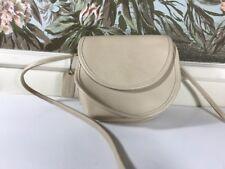 COACH Beige Leather CASEY Flap Shoulder Bag Purse Vintage EUC USA  9923 97632e02e1821