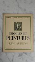 Album Arte - Medecines E Peintures - N°8 - J.P.Laurens