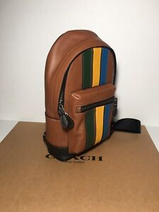 NWT Coach 1974 West Pack with Varsity Stripe