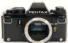 Pentax LX - 35mm SLR Camera ASA 3200 Model + FA-1W Prism = FULLY Working!