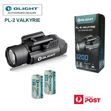 Olight PL-2 valkyrie 1200LM CREE LED weapon/Pistol light with CR123A batteries