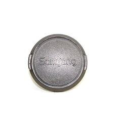 Used Samyang 55mm Lens Front Cap S211532
