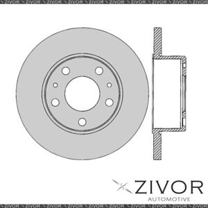 PROTEX Rotor - Rear For IVECO DAILY 35S14 3D VAN RWD 2005 - 2013 By ZIVOR