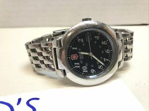 Swiss Army victorinox 24529 Men's Stainless Steel Wristwatch