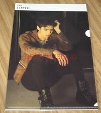 EXO LOTTO SMTOWN COEX Artium SUM OFFICIAL GOODS SEHUN CLEAR FILE L-HOLDER NEW