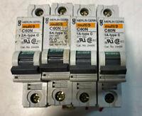 Merlin Gerin NC100H MG27184 3p 63a 240v Circuit Breaker Used