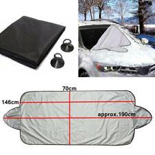 146cm Auto Car Front Windshield Cover Block Sun Shield Anti-frosty For Winter