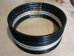 "3 pair 26"" disc rims Mavic  DT Swiss"